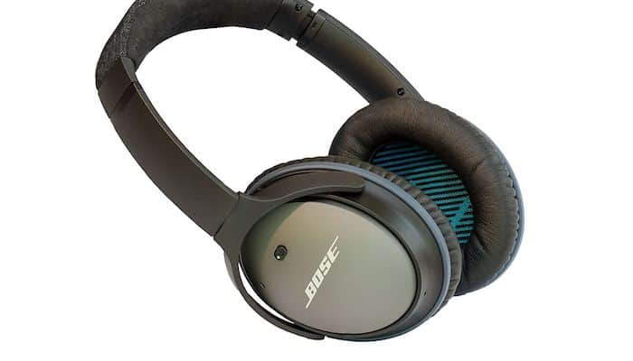 Noise Canceling Bluetooth Headphones