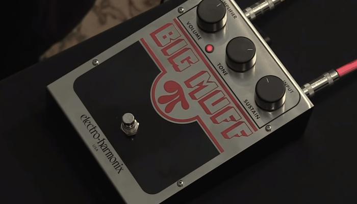 Electro Harmonix Big Muff Pi Fuzz