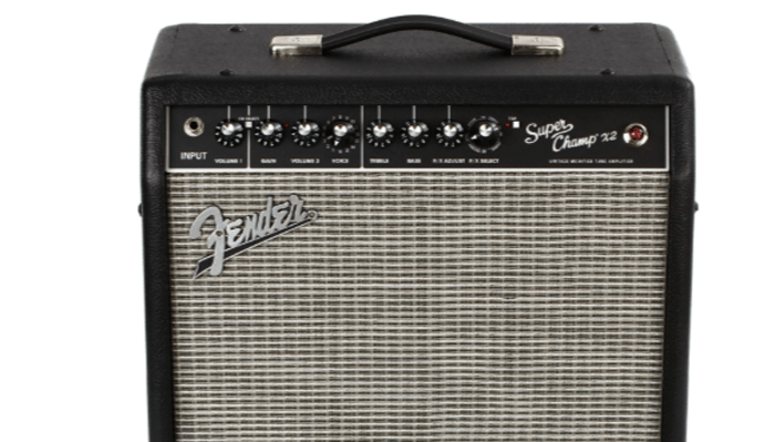 Fender Super Champ X2 Amp