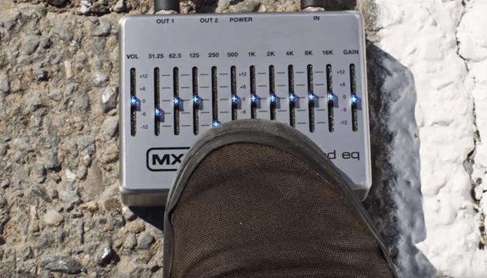 Mxr M108S