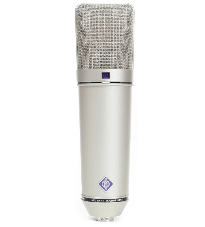 Neumann U 87 Ai Diaphragm Condenser Microphone Nickel