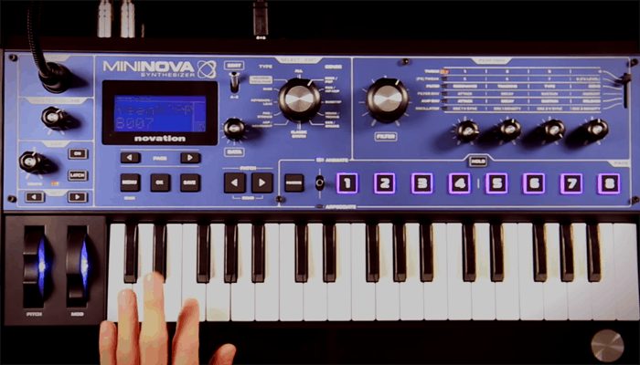 Novation Mininova 37 Keys
