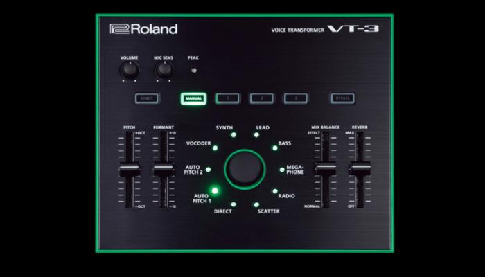 Roland VT 3