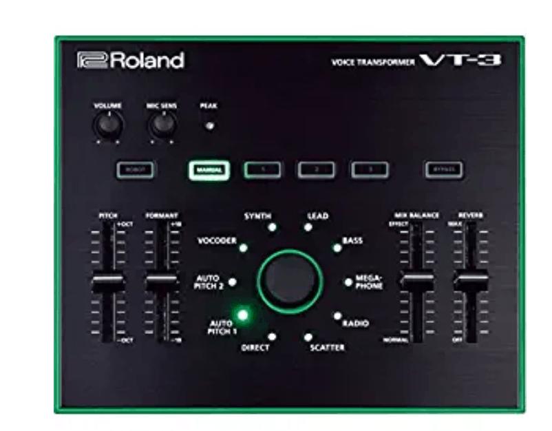 Roland Vt 3 Voice Transformer