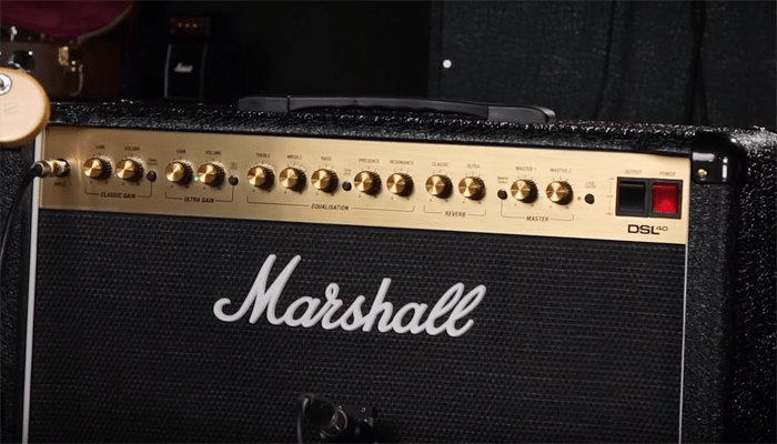 Marshall Dsl40Cr 40 Watt