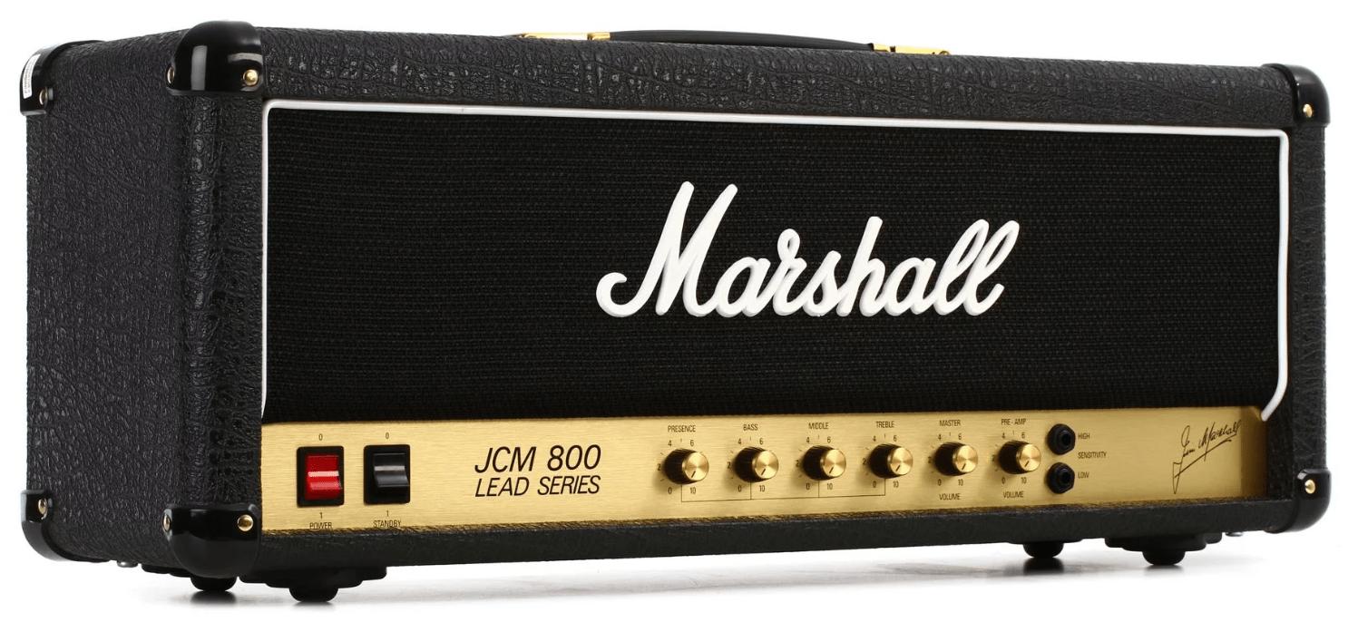 Marshall Jcm800 2203X 100 Watt Tube Head