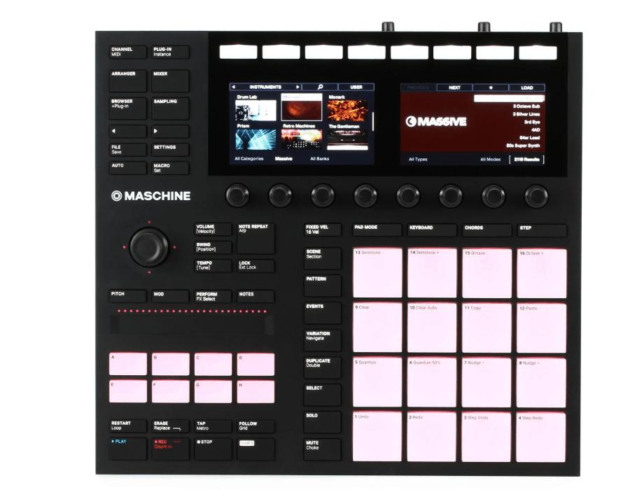 Maschine Mk3