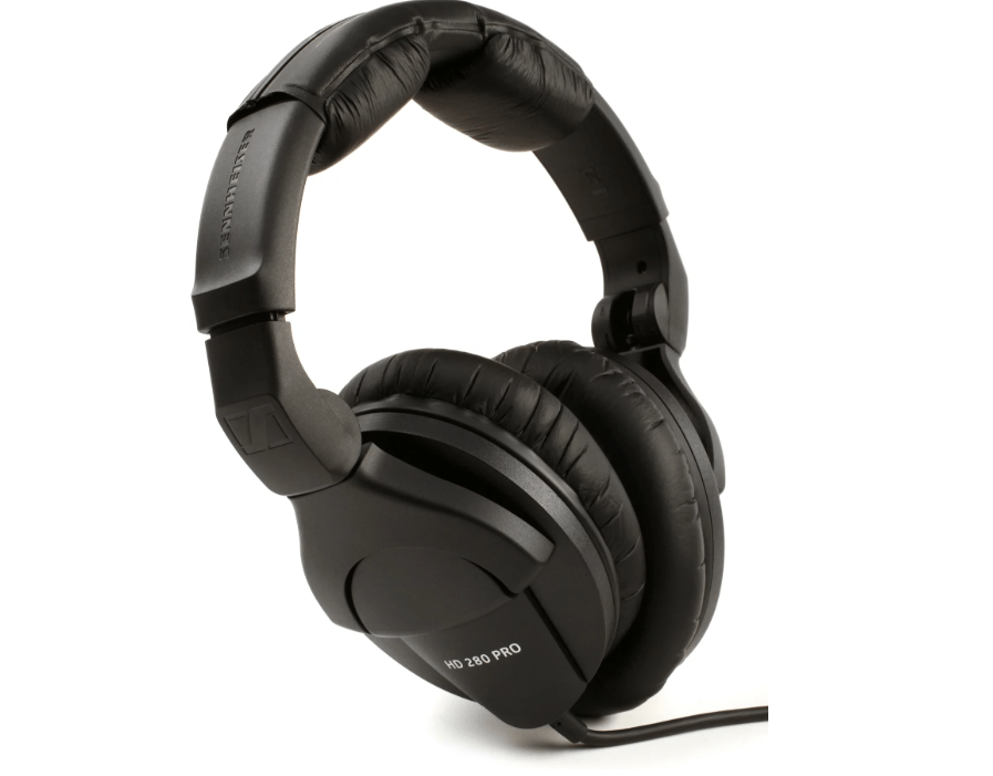 Sennheiser Hd 280 Pro Closed Back Studio And Live Monitoring Headphones