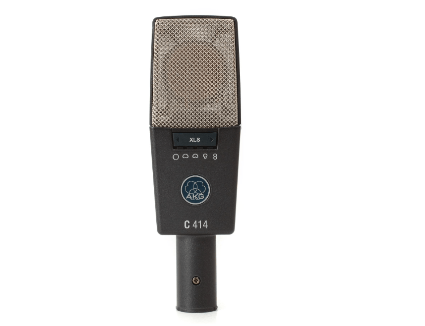 Akg C414 Xls Large Diaphragm Condenser Microphone