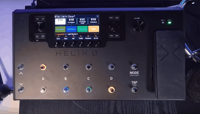 Line 6 Helix LT Multi Effects