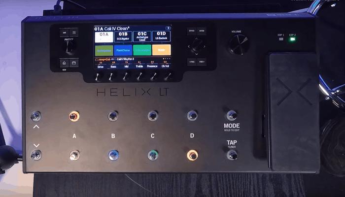 Line 6 Helix LT Multi Effects