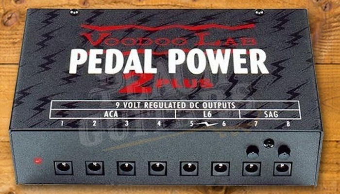Voodoo Lab Power Pedal Supply 2 Plus