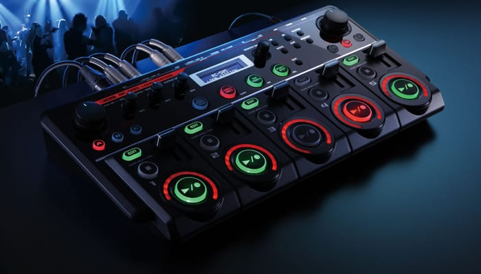 The Boss RC-505 Loop Station