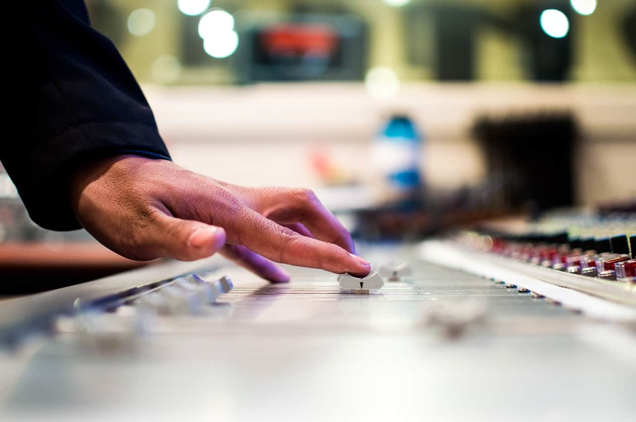 Producing Music - Mix