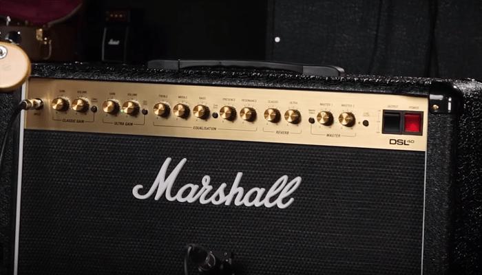 Marshall Dsl40Cr 40 Watt