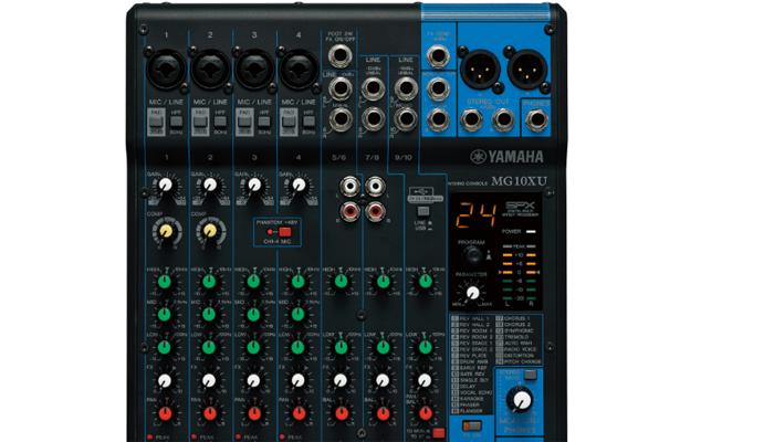 Yamaha Mg10Xu